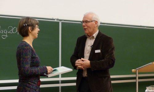 Annie Vos FLORON-Vrijwilliger van het Jaar 2013!