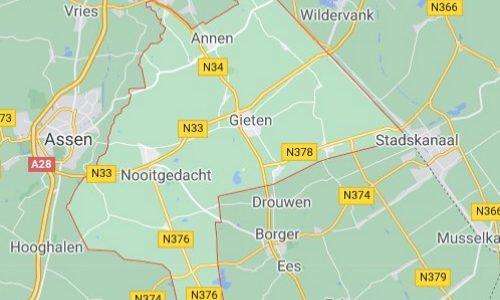 Gemeente Aa en Hunze start met ecologisch bermbeheer