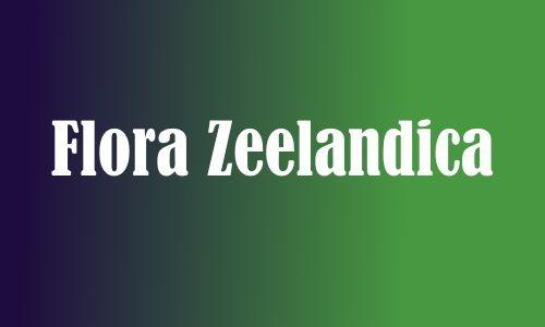 Flora Zeelandica