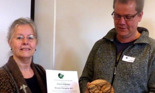 Drentse Floraprijs 2017 voor Edwin Dijkhuis