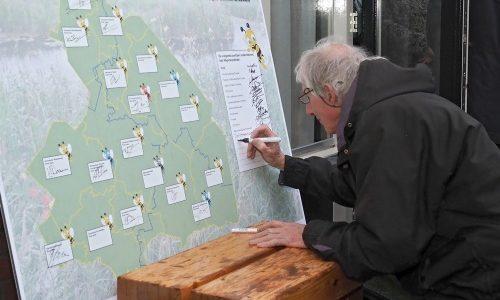 Ook WFD ondertekent ondersteuningsverklaring Ecologisch beheer Drentse bermen, oevers, taluds en overhoeken